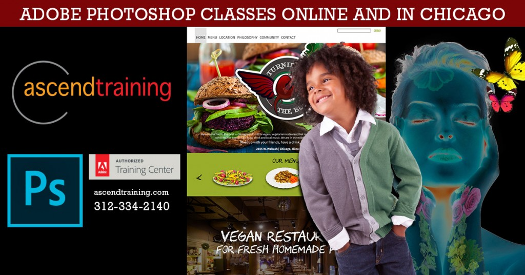 Adobe Photoshop Classes For Beginners - Ascend Training