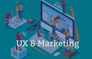 UX Marketing graphic